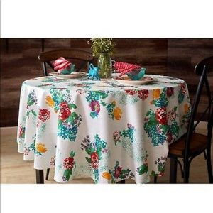 New Pioneer Woman Tablecloth